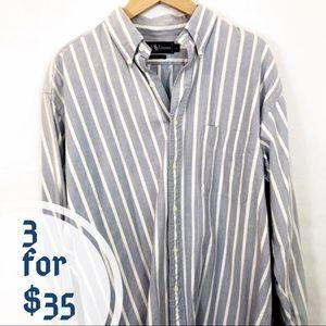 Ralph Lauren Oxford Dress Shirt Men's Button Down